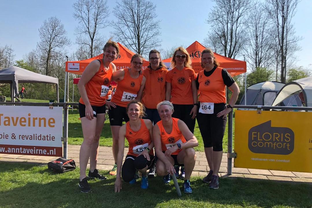 Dames team Av Hera