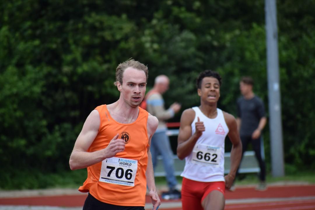 Ronald Dekker 400 meter